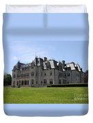 Ochre Court - Rhode Island Duvet Cover