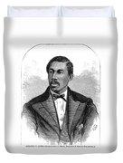 Octavius Catto (1839-1871) Duvet Cover
