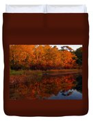 October Mirror Duvet Cover