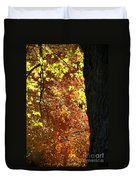 October Tree Duvet Cover