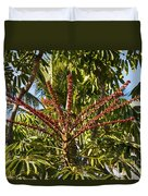 Umbrella Tree Duvet Cover