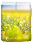 Ode To Spring Duvet Cover