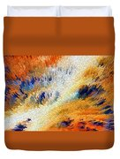 Odyssey - Abstract Art By Sharon Cummings Duvet Cover