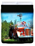 Of Days Gone By Duvet Cover