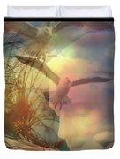 Of Lucid Dreams / Dreamscape 12  Duvet Cover