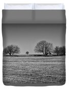 Off In The Distance Duvet Cover