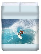 Off The Wall - North Shore Duvet Cover