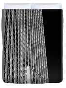 Office Tower  Montreal, Quebec, Canada Duvet Cover