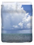 Offshore Storm Duvet Cover
