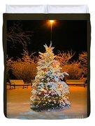 Oh Christmas Tree Duvet Cover