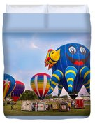 Oh Happy Day Duvet Cover