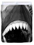 Oh The Shark Bites Duvet Cover