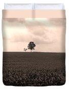 Ohio Fields  Duvet Cover