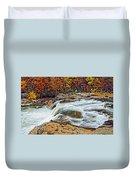 Ohiopyle Falls 2 Duvet Cover