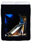 Oil And Water 4 Duvet Cover
