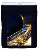 Oil And Water 5 Duvet Cover