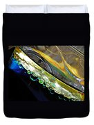 Oil And Water Duvet Cover