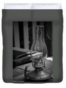 Oil Lamp Duvet Cover
