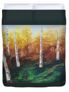 Oil Msc 005  Duvet Cover