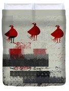 Oiselot - J106164161-2t1b Duvet Cover