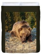 Ok -  It's Your Trail Duvet Cover