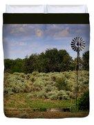Oklahoma Duvet Cover