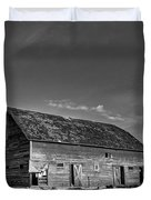Old Abandoned Barn - D Rd Nw - Douglas County - Washington - May 2013 Duvet Cover