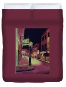 Old Absinthe House New Orleans Duvet Cover