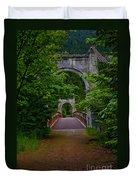 Old Alexandra Bridge Duvet Cover