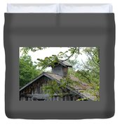 Old Barn 11 Duvet Cover