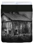 Old Barn Duvet Cover by Bill Wakeley