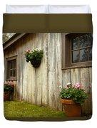 Old Barn Side Duvet Cover