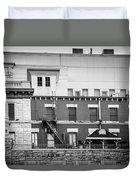 Old Bricks New Stone 2 Duvet Cover