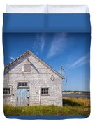 Old Building In North Rustico Duvet Cover