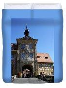 Old City Hall - Bamberg Duvet Cover