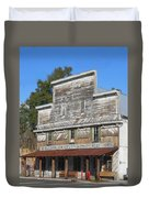 Old Country Store Duvet Cover