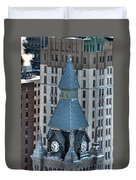 Old County Hall Winter 2013 Duvet Cover