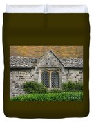 Old English Duvet Cover