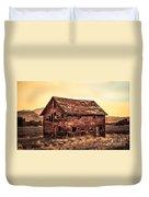 Old Farm House Duvet Cover
