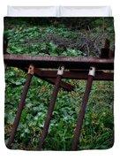Old Farm Machinery - Series II Duvet Cover