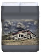 Old Farm Duvet Cover