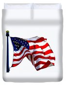 America The Beautiful Usa Duvet Cover