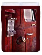 Old Glory Days Door Limited Edition Duvet Cover