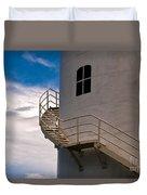 Old Lighthouse Duvet Cover