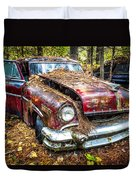 Old Lincoln Duvet Cover