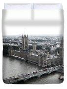Old London .. New London Duvet Cover