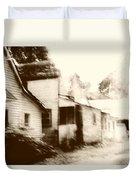 Old Neighborhood Duvet Cover