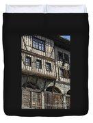 Old Ottoman House Duvet Cover