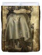 Old Portrait Duvet Cover