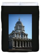 Old Royal Naval College Duvet Cover